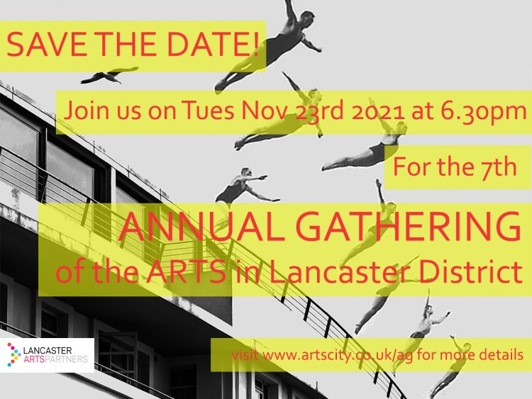 Save The Date - Annual Gathering 2021