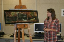 SFHS EcoArt Exhibition at the Palm Room
