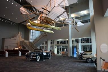 Inside at the Elliott Museum