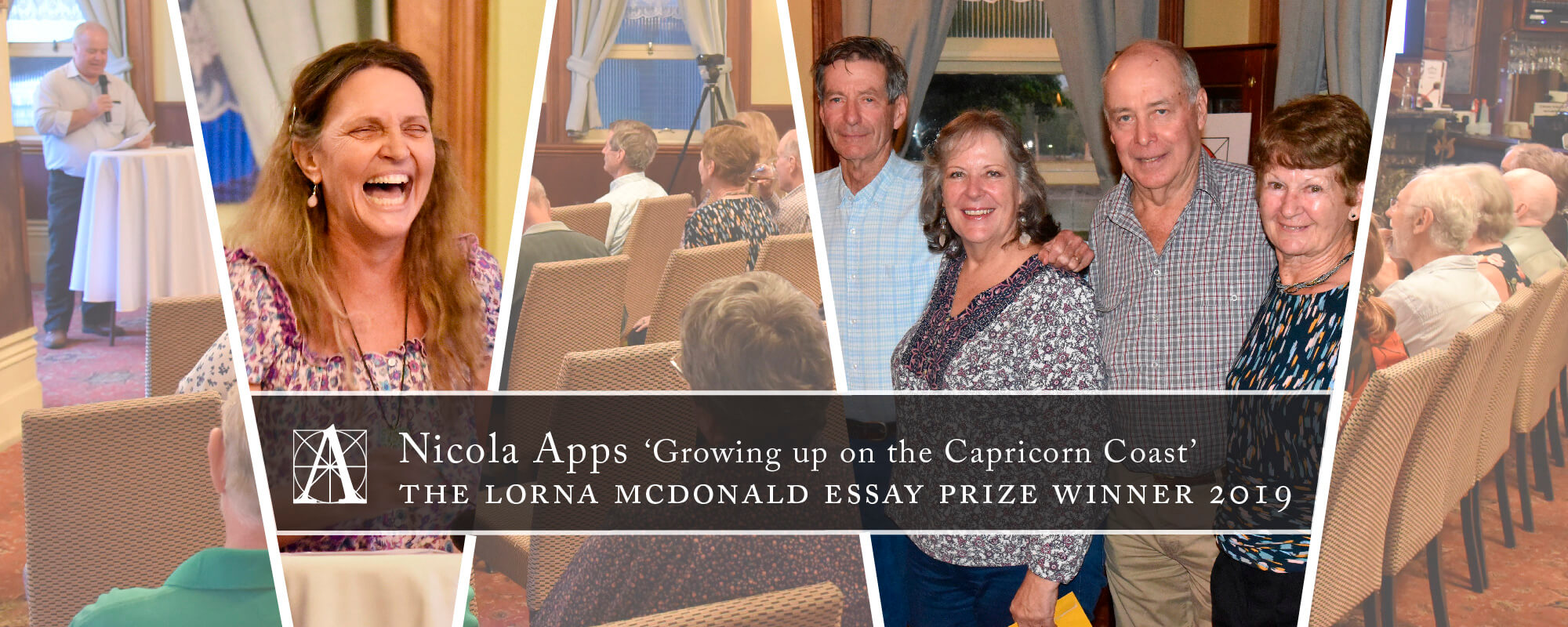 The Lorna McDonald Essay Prize 2019 Winner