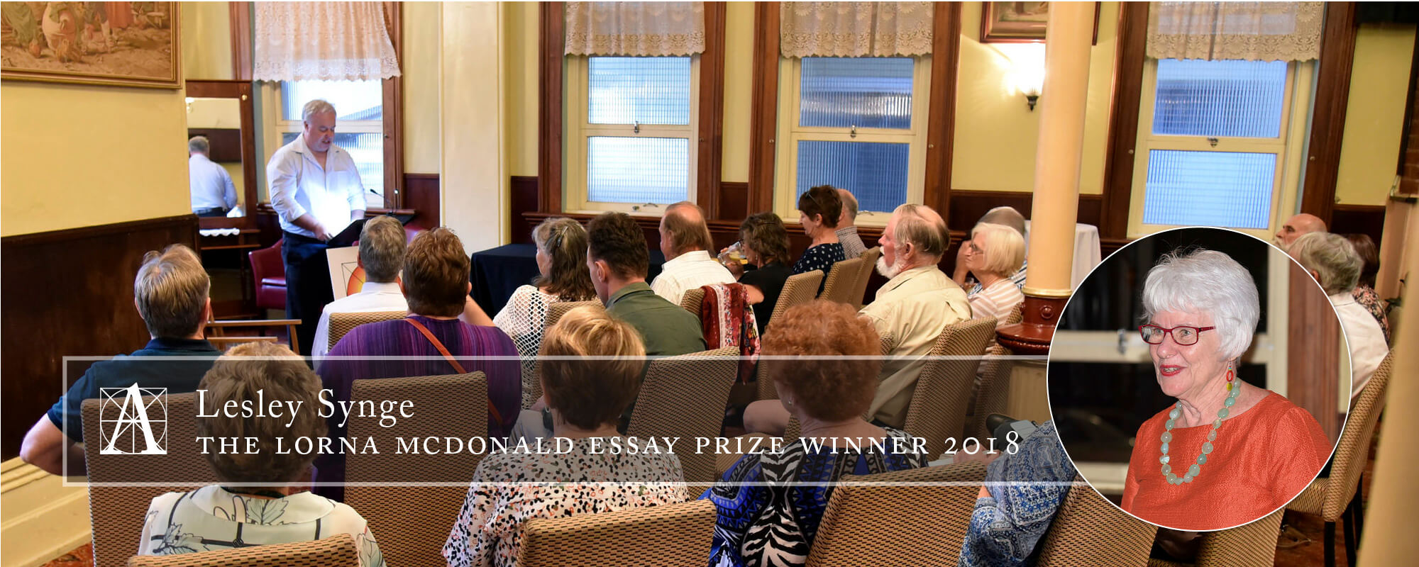 Click here to read the Lorna McDonald Essay Prize Winner 2018
