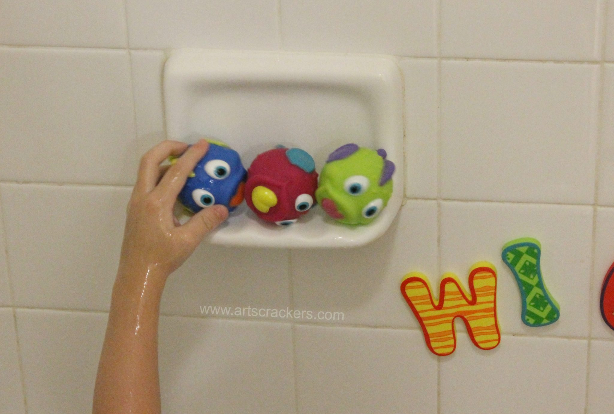 Nuby Fish Swoosh Bath Time Play Set Review