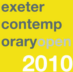 Exeter Contemporary Open 2010 call for artists