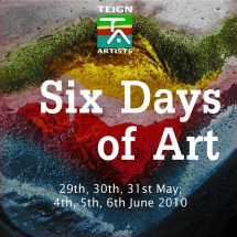 Teign Artists' Six Days of Art