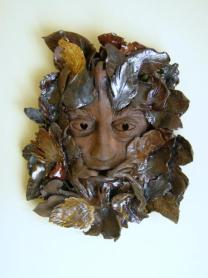Robin Currie's Green Man