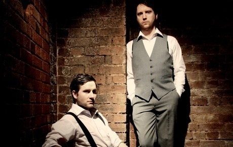 Harold Pinter's The Dumb Waiter at Exeter's The Bike Shed Theatre