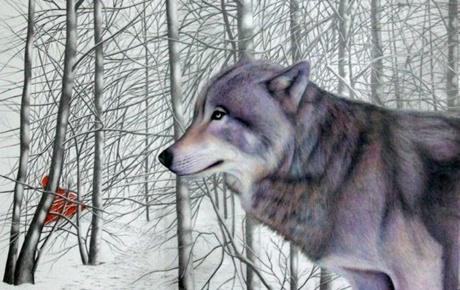 Red Riding Hood Part2 by Francesca Dawson