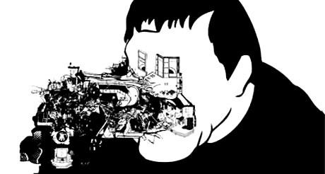 Matt Robinson's Knick Knacks, or Beyond, Beyond, Totally Beyond, Perfectly Beyond at Solihull Gallery