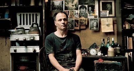 Snowdon portraits at Burton Art Gallery and Museum