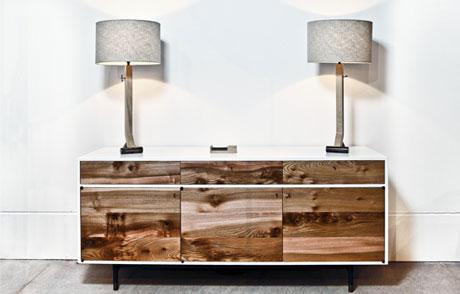 John Galvin's award-winning furniture design at Salford's DESIGNLab