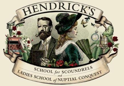 Hendrick's tips on reverse courtship
