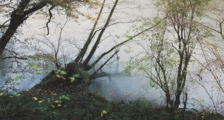 Jem Southam's Rivers and Streams to inspire Waterlines at the Devon Guild of Craftsmen for the Big Draw