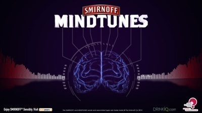 Creativity can't be taught… Smirnoff Mindtunes project enhances innate creativity