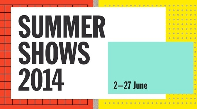 London College of Communication Summer Shows 2014