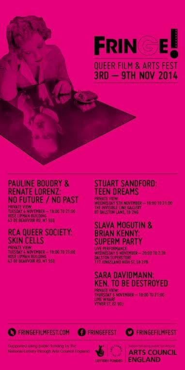 Fringe! Queer Film and Arts Festival