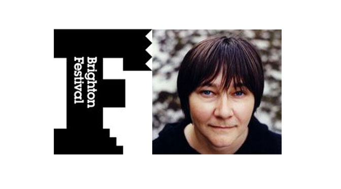 Brighton Festival announces award-winning author Ali Smith as Guest Director for 2015