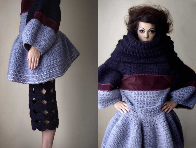 Plymouth College of Art graduate nominated for London Fashion Award