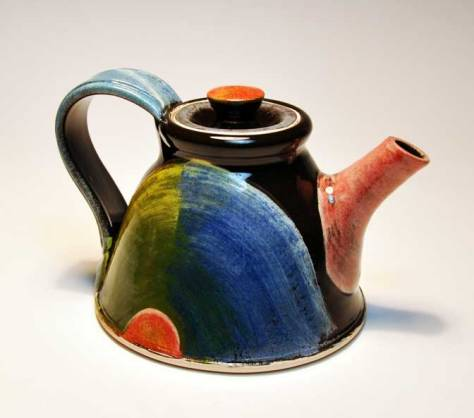John Pollex: Tea Pot
