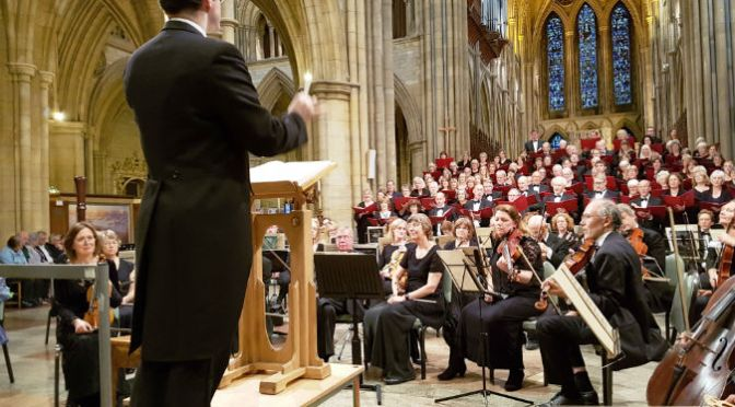 Three Spires Singers and Orchestra