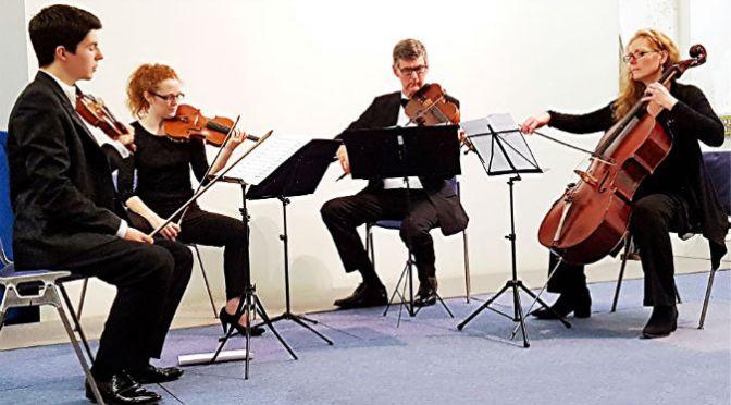 Peninsula Arts String Quartet