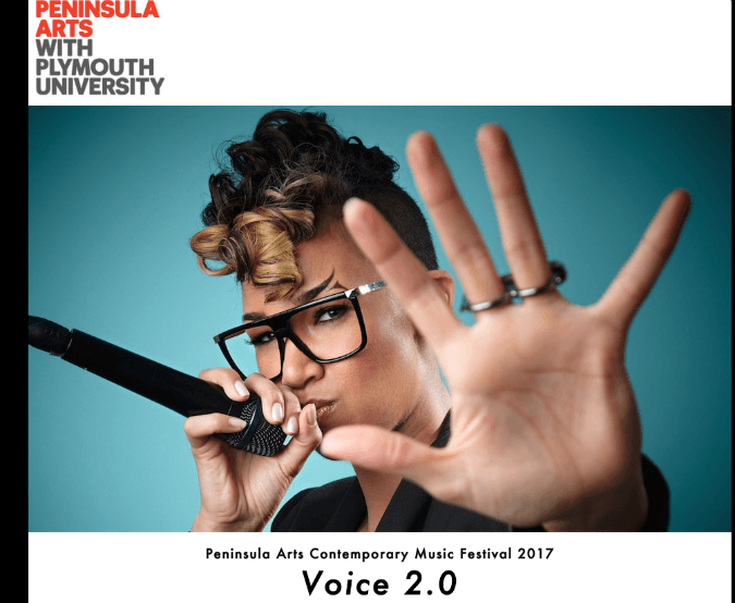 Peninsula Arts Contemporary Music Festival 2017 explores the reinvention of the human voice