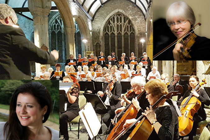 Seasonal cheer and goodwill abounds in Ten Tors Orchestra last Gala Christmas Concert at Tavistock Parish Church