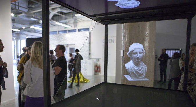 Artists invited to consider visions of the present and future for 2017 Plymouth Contemporary