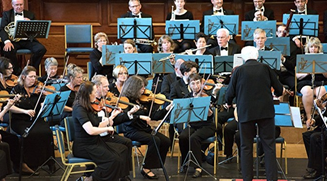 Plymouth Symphony Orchestra in heroic mood at Plymouth Guildhall (review)