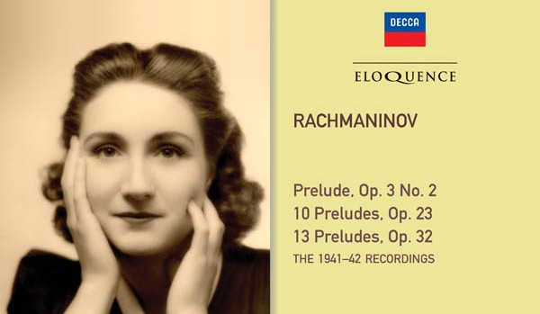 Masterful performance revealed in reissue of Moura Lympany's 'Complete Rachmaninov Preludes for Piano'