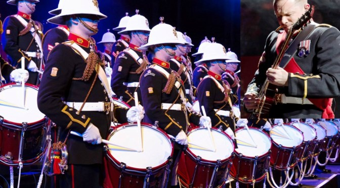 The Ticket Store launches online sales for The Band of Her Majesty's Royal Marines, Plymouth home venue