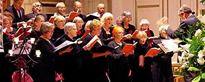 East Cornwall Bach Choir presents Two Concerts for the Christmas Season