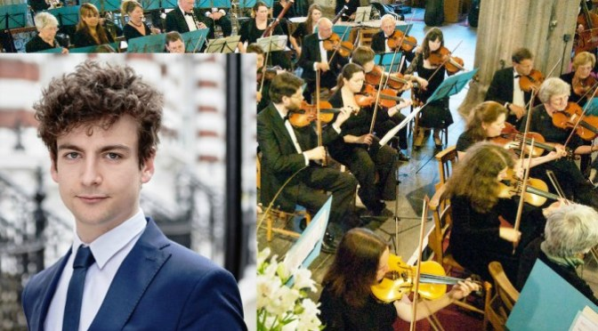 PSO create musical fireworks and Alexander Ullman shows the panache of his immense pianist power at Plymouth Guildhall (review)