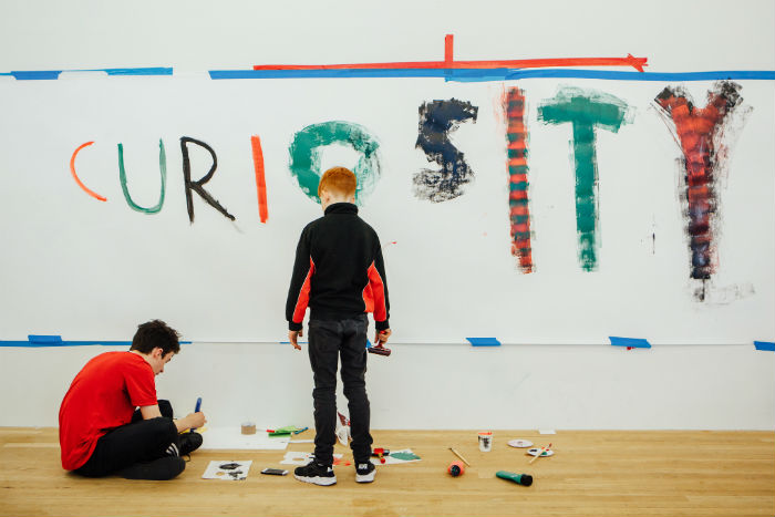 Factory Settings at Tate Exchange – Exploring personalised journeys through creative education