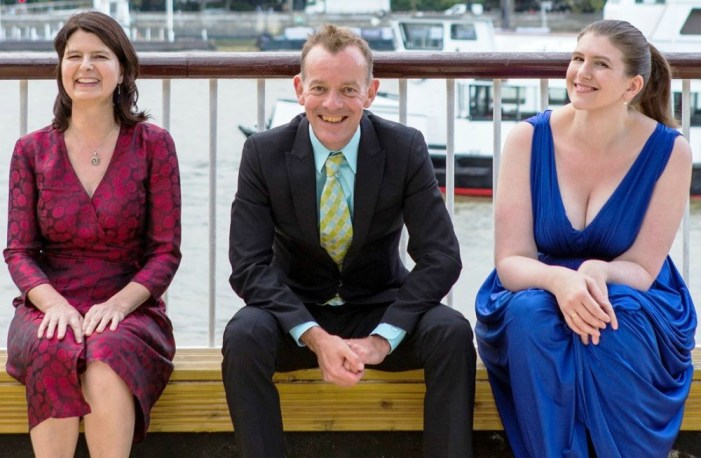 Pomegranate Piano Trio takes next slot in the NADSA Concert Series