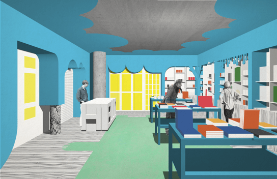 'A space full of humour and delight' | Sam Jacob Studio appointed to design London's new Cartoon Museum