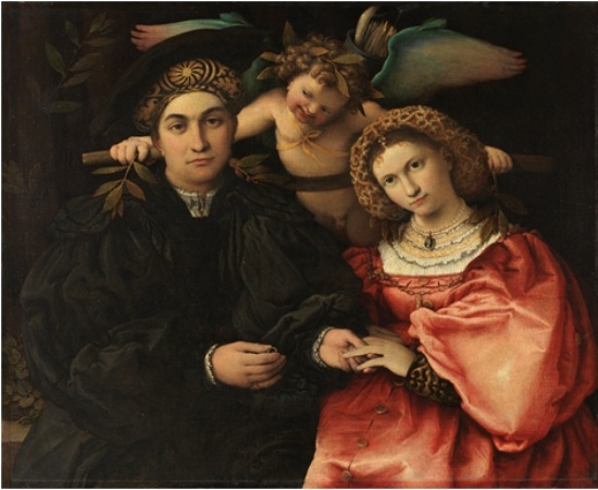Psychology and the sitter: Lorenzo Lotto Portraits
