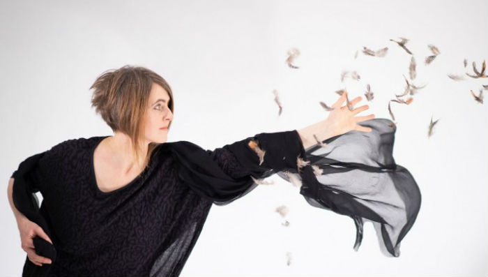 Karine Polwart takes on life in Laws of Motion | new album and tour is touching, strident and powerful