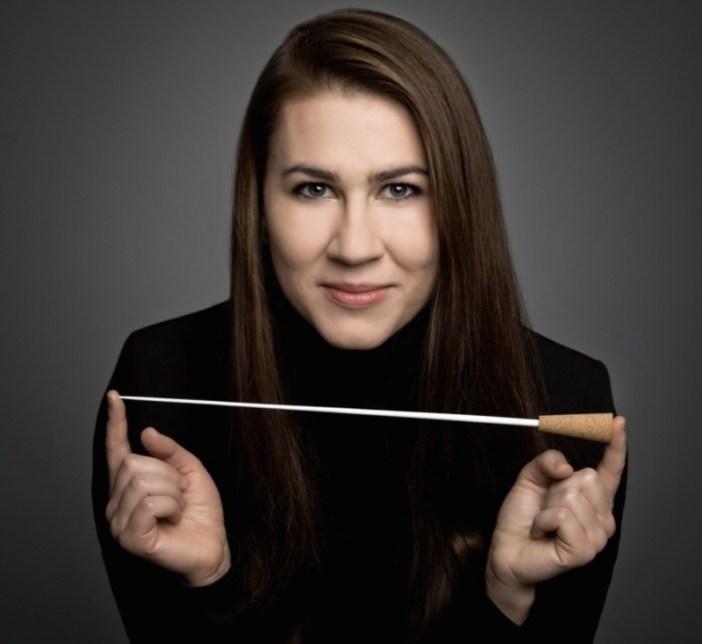 Marta Gardolińska conducts the BSO's Smooth Classics II in Exeter Concert Season debut