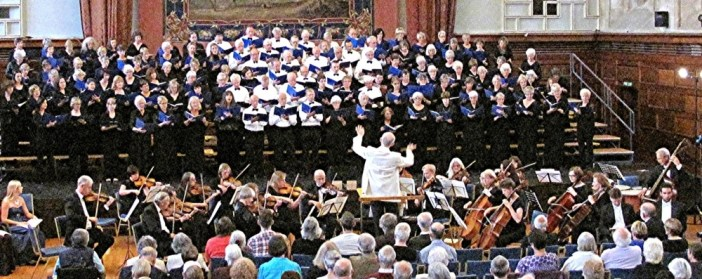 Elgar's Dream of Gerontius performed by Plymouth Philharmonic Choir & Plymouth Symphony Orchestra in an exciting collaboration