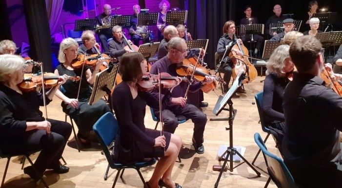 Romantic Weekend an unqualified success for Torbay Symphony Orchestra