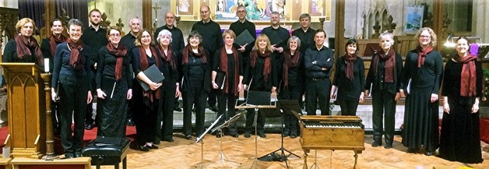 Devon Baroque Christmas concert with Welsh Camerata