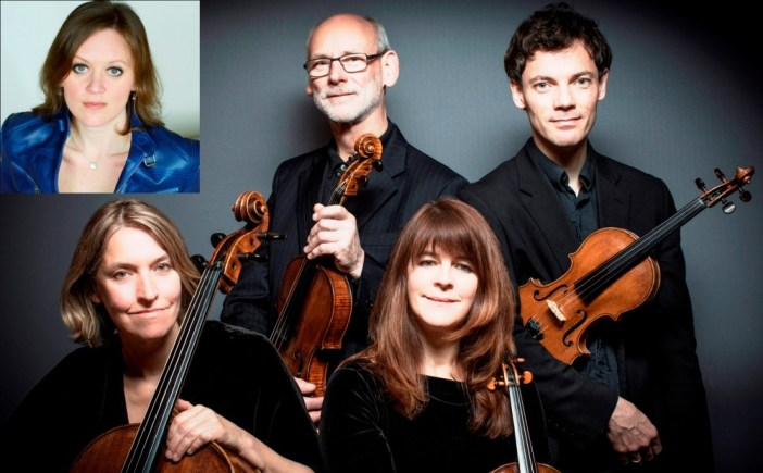 Fitzwilliam String Quartet with Anna Tilbrook at NADSA