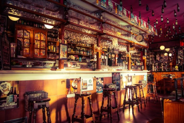 Have a pint – or two – in these pubs from the films!