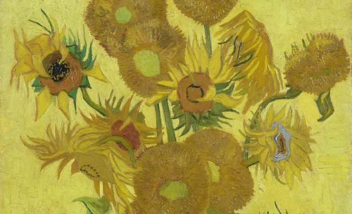 It's All about Van Gogh and his Sunflowers this summer