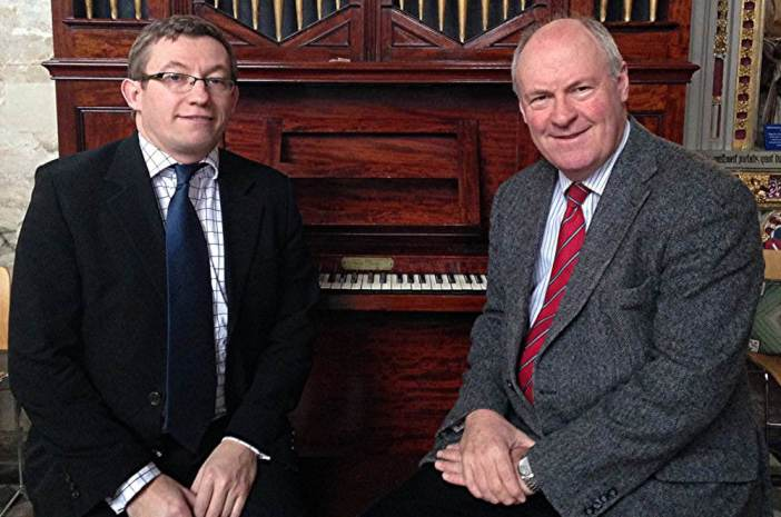 Powderham Castle: Music in the Castle unites organists