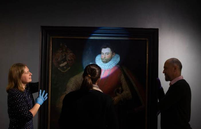 Sir Francis Drake portrait 'coming home' to Devon