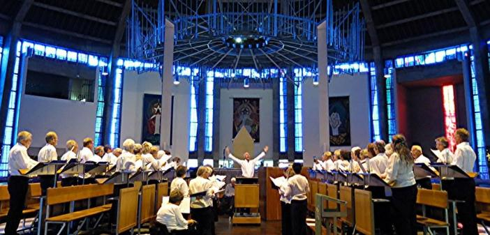 Plymouth Philharmonic Choir's date with Rossini