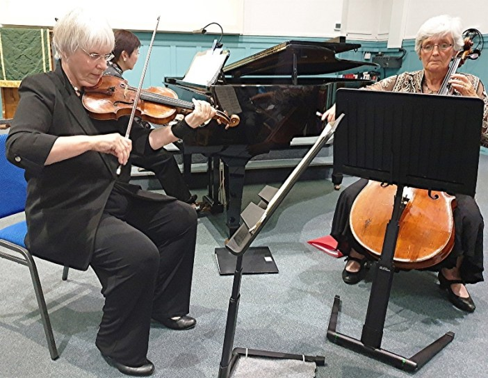 Lovely tunes and great playing: Divertimento Piano Trio