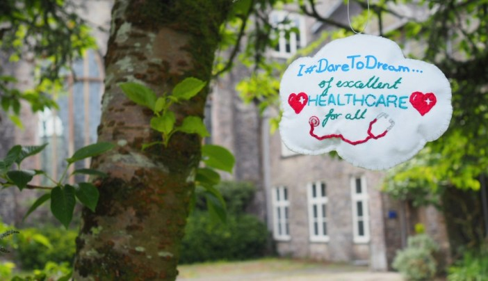 #DaretoDream: craftivism as a catalyst for change