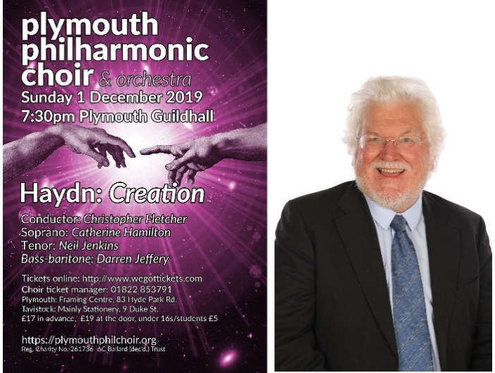 Plymouth Philharmonic Choir's English Date with Haydn